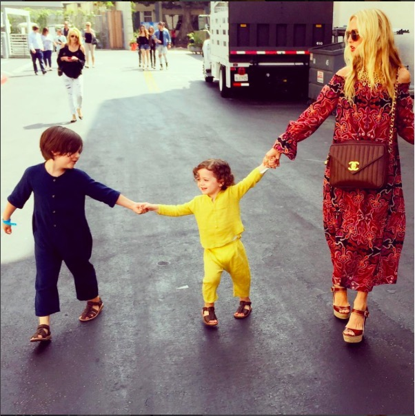 Rachel Zoe: Each Day is a Constant Struggle to Balance Work and Motherhood