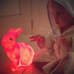 Liv Tyler's Son Sailor Gene Shows Off His Bunny Nightlight