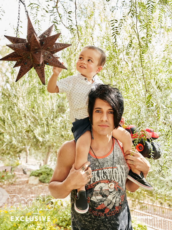Criss Angel Opens Up About Son Johnny's Cancer Diagnosis & Treatment