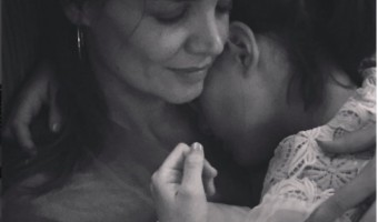 Katie Holmes Shares Photos of Suri