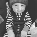 One Direction Singer Louis Tomlinson's Baby Boy Freddie Shows Off His Smile