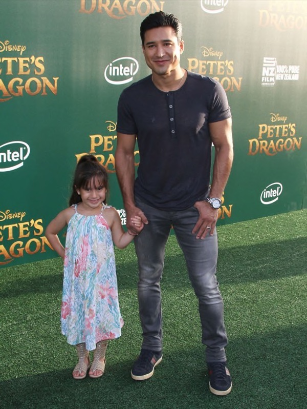 Mario Lopez's Daughter Gia Voices Character in Disney's Elena of Avalor