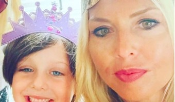Rachel Zoe's Son Makes her Feel Like a Princess on her Birthday