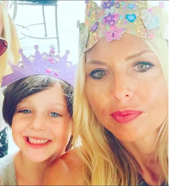 Rachel Zoe Feels Like A Princess on Her Birthday With Son Skyler
