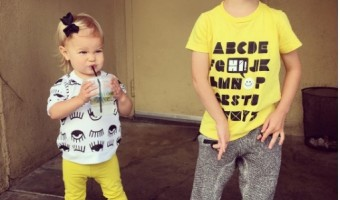 Vanessa Lachey Shares Shot of her Stylish Kids – Camden & Brooklyn