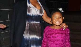 Christina Milian Celebrates her Mom's Birthday With Daughter Violet