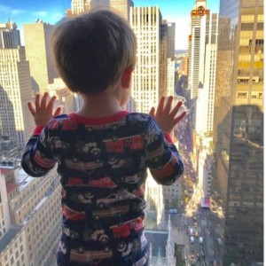 Carrie Underwood Shares  Shot of Isaiah Michae