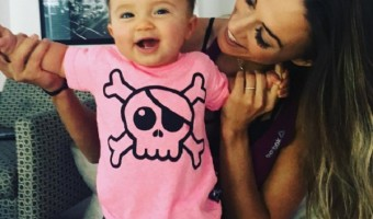 Dancing With The Stars' Jana Kramer Dedicates Next Dance To Her Daughter Jolie