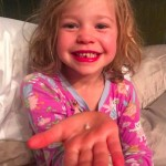 Neil Patrick Harris' Daughter Harper Loses First Tooth