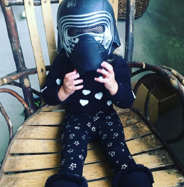 'The Young And The Restless' Star Steve Burton's Daughter Brooklyn Faith Is A Star Wars Fan