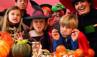 Throw a Halloween Kids Movie Bash