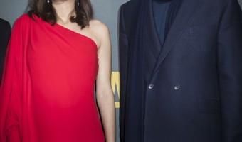 Pregnant Marion Collitard Walks Allied Red Carpet in Paris