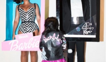 Beyonce & Jay-Z Become Barbie & Ken For Halloween