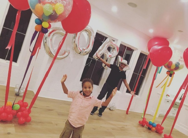 Tia Mowry And Son Cree Surprise Cory Hardrict