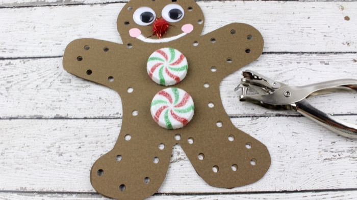 Do You Want to Build a Gingerbread Man?