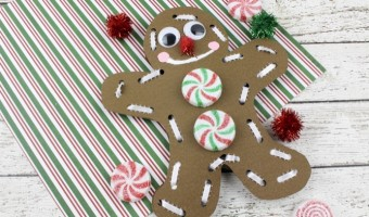 Do You Want to Build a Gingerbread Man Craft?