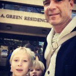 Liev Schreiber Shares Selfie With Sons Sasha And Kai
