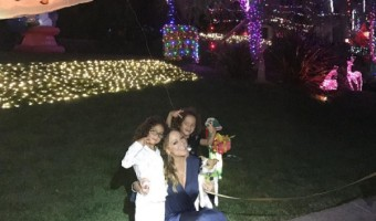Mariah Carey And Twins Have Christmas Spirit Already – Watch The Video!