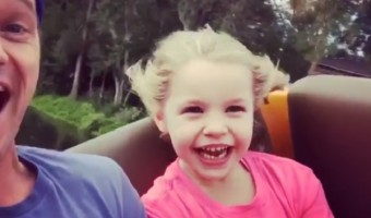 Neil Patrick Harris Takes Twins Harper And Gideon To Disney World