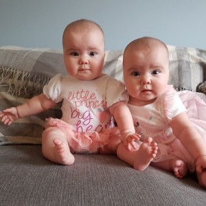 Introducing Solids to Twins