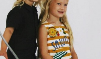 Jessica Simpson Shares Her Kids' Adorable School Photo