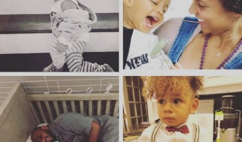 Alicia Keys Celebrates Baby Genesis' 2nd Birthday