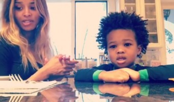 Ciara's New Video Of Baby Future Will Melt Your Heart