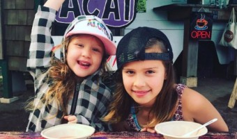 Cash Warren Shares Shot of Adorable Kids