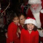 Mariah Carey's Twins Had A Merry Christmas