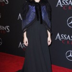 Pregnant Marion Cotillard Attends Assassins Creed Premiere