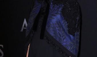 Pregnant Marion Cotillard Attends Assassins Creed Premiere