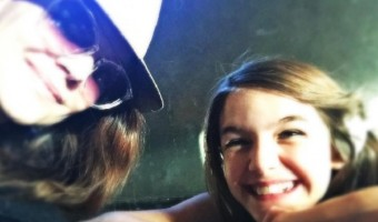 Suri Cruise Helps Mom Katie Holmes Celebrate Her 38th Birthday