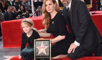 Amy Adam Receives Star on Hollywood Walk of Fame
