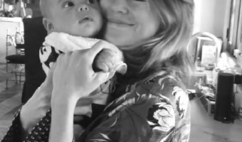 Watch Ellen Pompeo Dance With Baby Eli Christopher