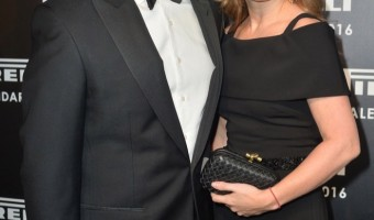 Geri Halliwell Gives Birth to Son Montague