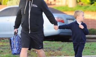James Cordon Runs Errands With Max