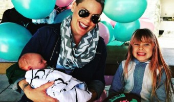 Pink's Daughter Willow Celebrates Becoming A Big Sister To Jameson Moon
