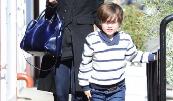 Rachel Zoe has a Saturday Family Day