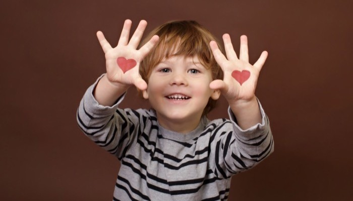 10 Ways to Spend Valentine's Day with Your Child