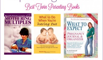 Expecting Twins? Best Twin Parenting Books