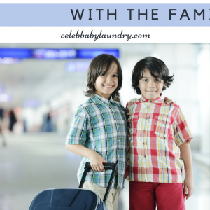 6 Things You MUST Pack For A Flight With The Family