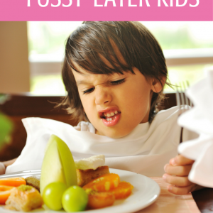 Dealing With Fussy-Eater Kids While On Vacation