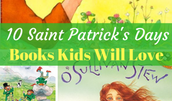 10 Saint Patrick's Day Book Kids Will Love