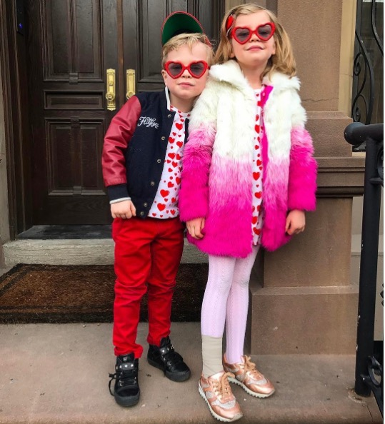 Neil Patrick Harris' Two Adorable Valentine's
