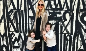 Rachel Zoe Celebrates Anniversary With Her Sons
