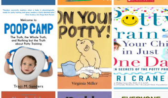 The Best Potty Training Books