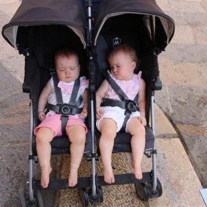 Why Having Twins is Easier than Just One