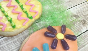 How to Make Your Own Homemade Easter Egg Sugar Cookies