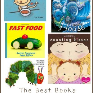 5 of the Best Books to Read with Toddlers
