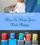 Long haul flights 101- How To Keep Your Kids Happy